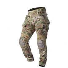 Многофункциональные тактические боевые брюки для мужчин- (MCBK) XXL(Китай)