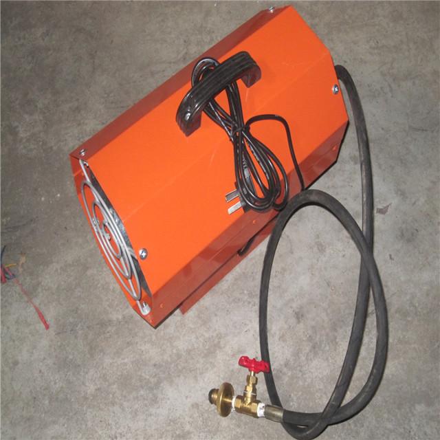 Aquecedor de ar trecho teto aquecedor a gás natural