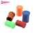 Factory supplied oem custom molded multipurpose silicone cover silicone rubber end cover for rods /chairs/pipes