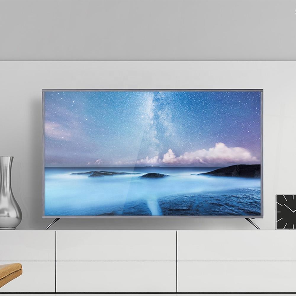원래 공장 가격 안드로이드 승리 4k UHD 스마트 TV 75 인치 75 ''평면 TV