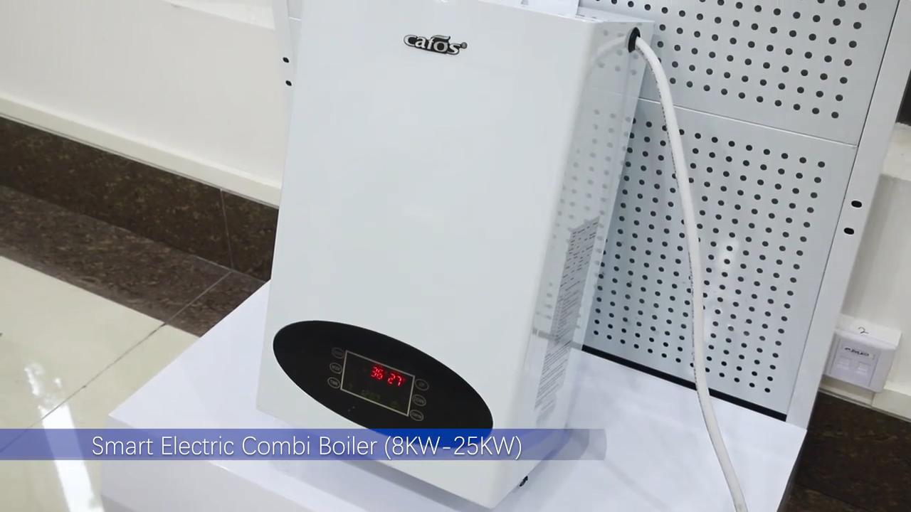 25 кВт 240 в 3 фазы заводская цена WIFI Пульт дистанционного управления настенные индукционные электрические котлы для домашнего отопления