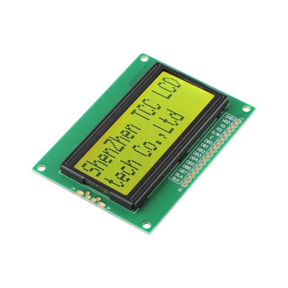 China Supplier Wholesale 1604 BV10 character lcd display module lcd screen 16-pin stn lcd 16x4