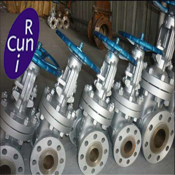 Rising stem Cast Carbon steel / stainless steel Gate Valve