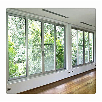 Multi functional aluminium mono block sliding window