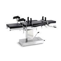 China durable medical manual hydraulic and pneumatic operating surgical table with good price