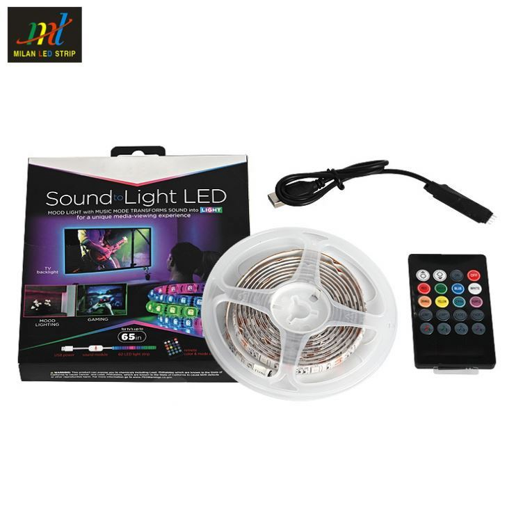 User-friendly design Full set Performance Flexible SMART model LED Strip Light
