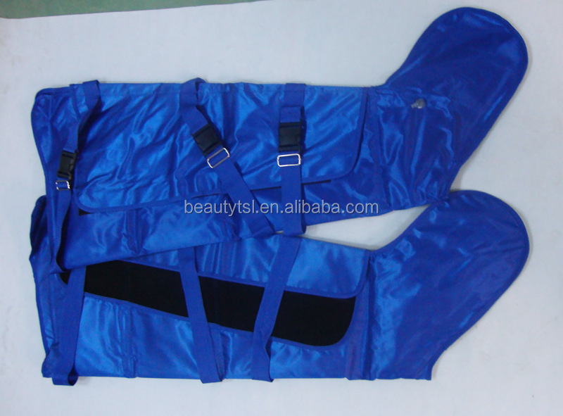 LINGMEI air press pressotherapy blanket pressotherapy air pressure weight loss slimming machine