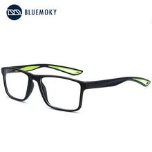 BLUEMOKY спортивные квадратные очки, оправа для мужчин, оптические очки для близорукости, очки для глаз, прозрачные очки, мужские очки 2020(Китай)