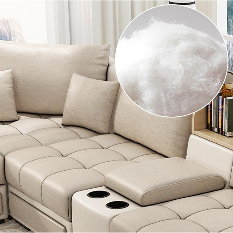 furniture factory provided living room sofas livingroomsofa living room technology cloth sofa set 7 seaterfabric sofa 1901