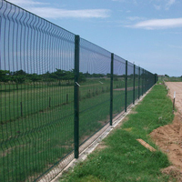358 mesh security fence price