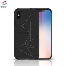 For iphone X 10 8plus 7plus case silicone tpu mobile cell phone case back cover