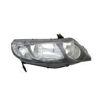 Direct factory price new auto headlamp car headlamp used for CIVIC 2009