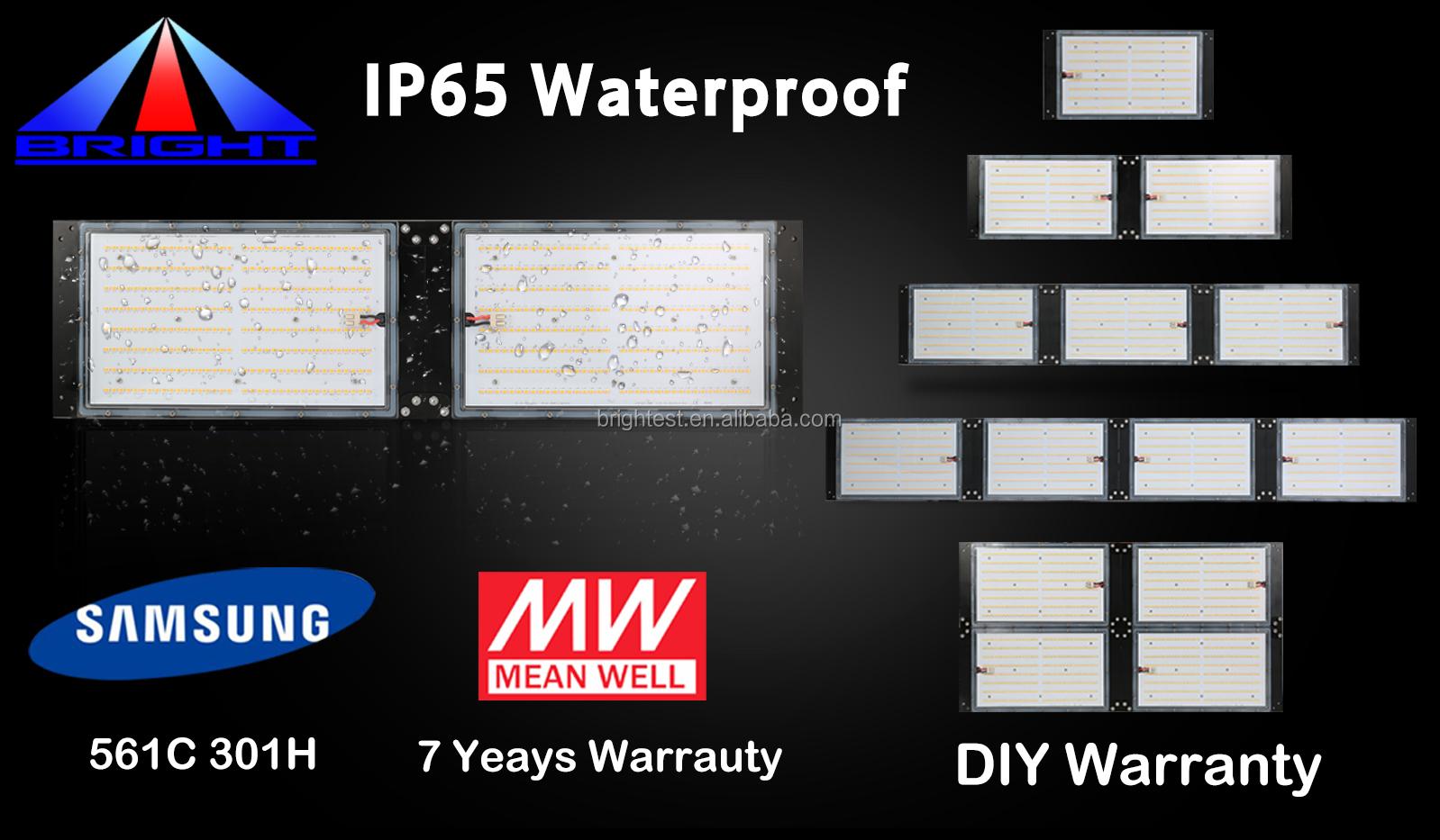 Waterproof Led Plant Grow Strip Light Samsung Lm301h
