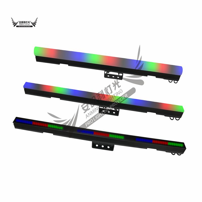 Anmingli Art-Net Control DMX512 Bar DJ LED Mapping Pixel Pitch Strip Disco Lighting