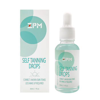 [ZPM] Self Tanning Drop - Self Tanning Serum for Natural Dark Skin