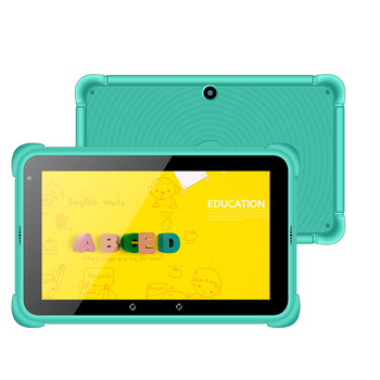 Factory OEM ODM best sell early learning 7 inch  3G Calling WiFi tab tablet pc with 3g calling for kids for school education