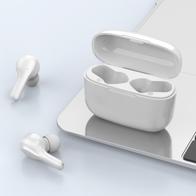 New High Quality R5 TWS  5.0 Headset Binaural Touch Control Noise Reduction Stereo Surround Sound Waterproof Earphone