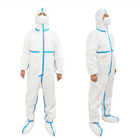 disposable protective suit protective clothing