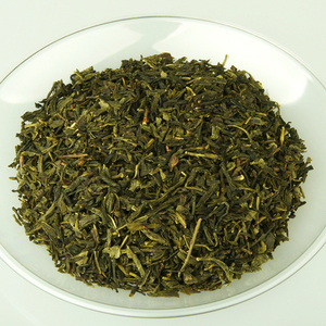 Certified organic green tea sencha 8912 from source factory certified by CERES