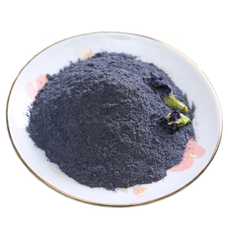 P4004 Diedouhuafen Manufacturer Supply High Quality Dried Butterfly Pea Flower <strong>Powder</strong>