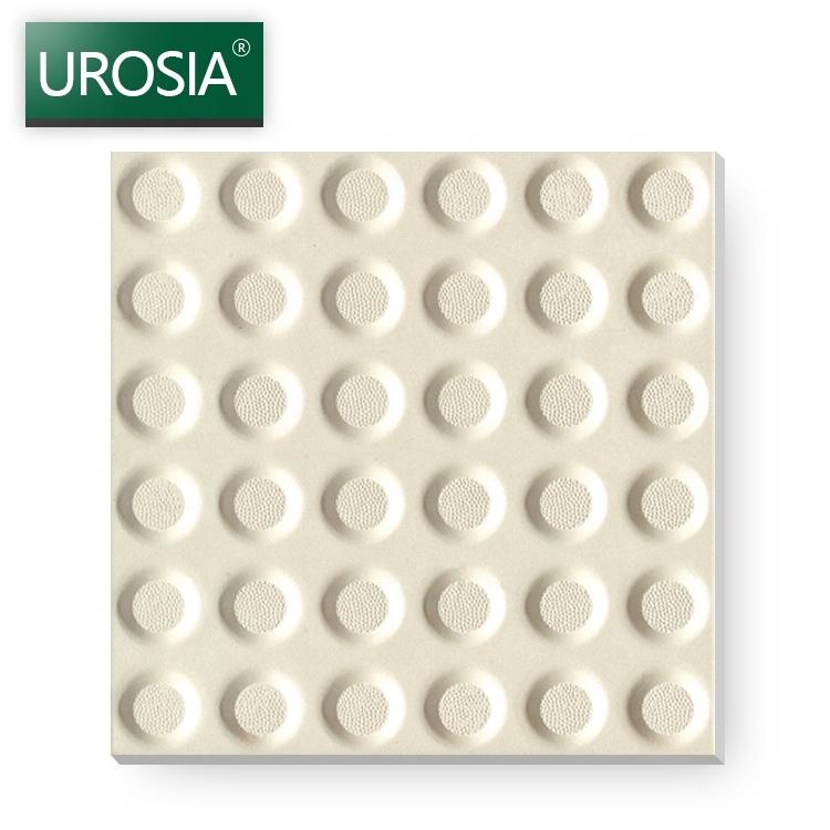 tactile paving floor tiles for blind people non slip ceramic tactile tile