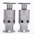 Pneumatic Stainless Steel Adjustable Pressure Relief Valves Air Pressure Vacuum Breaker Relief Valve