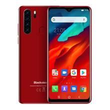 Сотовый телефон Blackview A80 Pro глобальная версия, 4 Гб + 64 ГБ, мобильный телефон, 4680 мАч, 4G, сотовый телефон с задней камерой 6,49 дюйма(China)