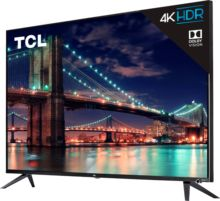Productie Nieuwe Release Van Brand New Tcl 65R617 65-Inch 4K Ultra Hd Roku Smart Led Tv {2020 Model}