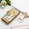 gold bottle opener--crown shape