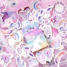 46 шт./кор. японская волна, мини-бумажная наклейка, украшение, сделай сам, дневник в стиле Скрапбукинг, печатная печать, наклейки для журнала, к...(Китай)