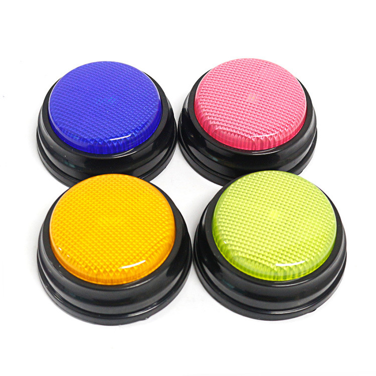 Easy Push recordable touch music Buzzer Button for Special kids toys