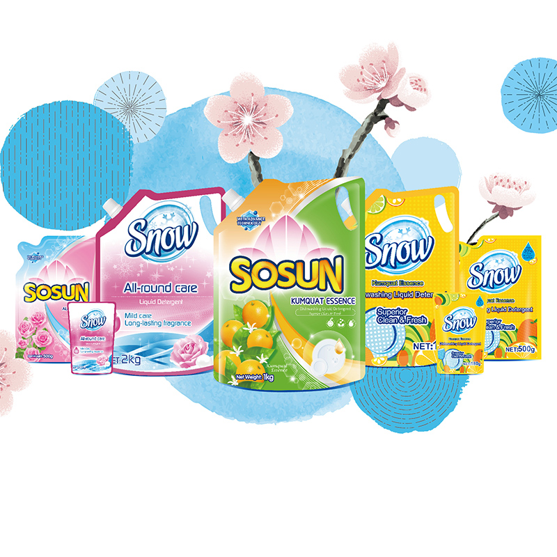 Detergent Washing Powder Laundry Powder factory direct supply