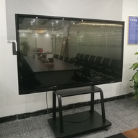Smart Tv All In One Board Interactive Touch Screen Whiteboard Price
