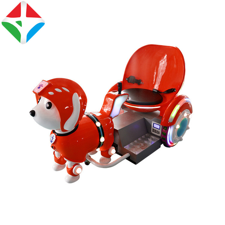 Cheap Carnival Games Walking Animal Electric Ride Make In Guangzhou