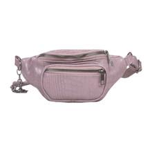 Однотонные женские классические сумки с каменным узором, креативные нежные шикарные Поясные Сумки из искусственной кожи, нагрудные сумки(Китай)