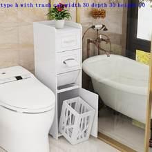 Каса Organizador дом мобильное устройство для хранения мобильных сумок мебель тщеславие Meuble Salle De Bain полка для ванной комнаты(Китай)