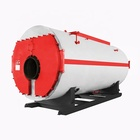 Horizontal [ Gas And Oil ] Industrial Steam Generator Top 10 China Manufacturer Gas And Oil Dual Fuel 1000kg Industrial Boiler Steam Generator