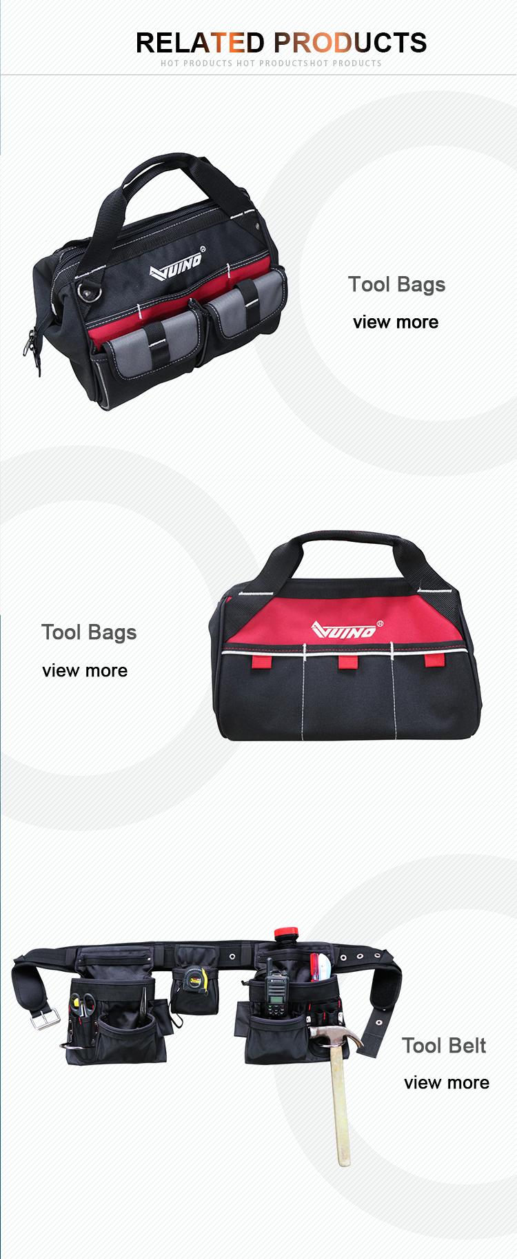 VUINO electrical tools bag belts