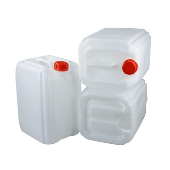wholesale high quality food grade 20L/liter plastic jerry cans