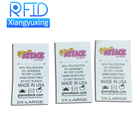Custom Printing Waterproof tag RFID Washing laundry Care Label for Garment