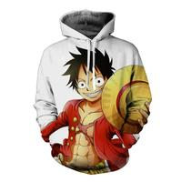 PJ1872A Hot sell 3D printing cartoon hoodies men cheap wholesale