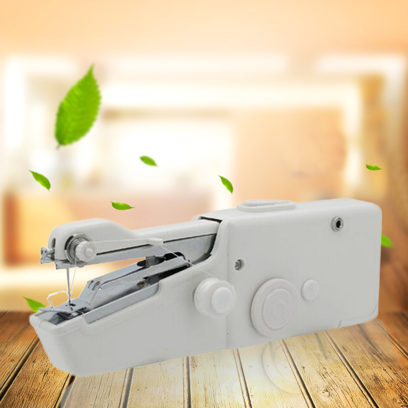 Mini Portable Sewing Machine Professional Handheld Convenient and Fast Stitching Tools Home Handy Stitch Sewing Machine