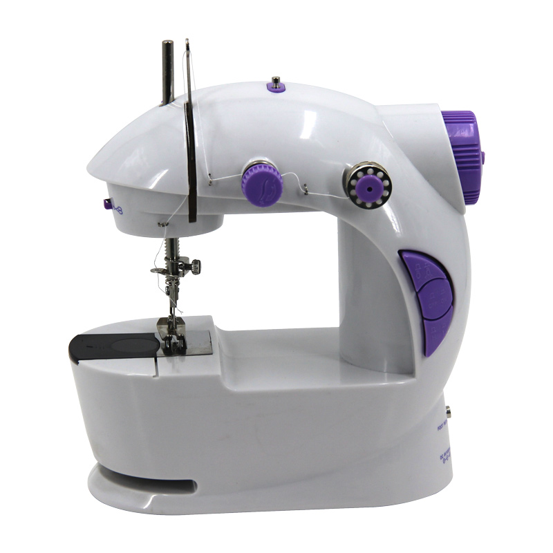 Best selling products domestic electric clothes stitching mini sewing machine portable