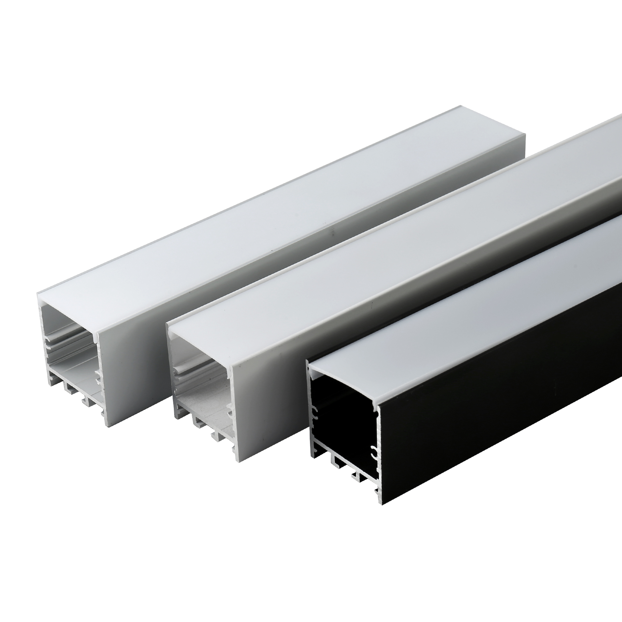 Aluminum Profile Manufacturer  Led Light Housing Heatsink Extruded  Led Aluminum Profile