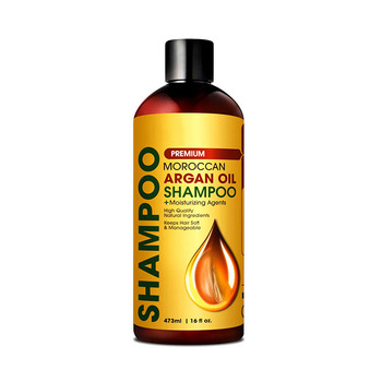 2019 Trending Amazon Professional Use Best Hair Argan Oil Sulfate Free Shampoo