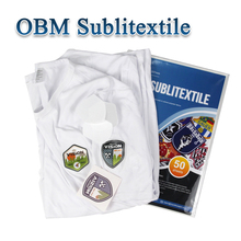 OBM sublitextile <span class=keywords><strong>sublimation</strong></span> <span class=keywords><strong>papier</strong></span> auf dunklen baumwolle t-shirt