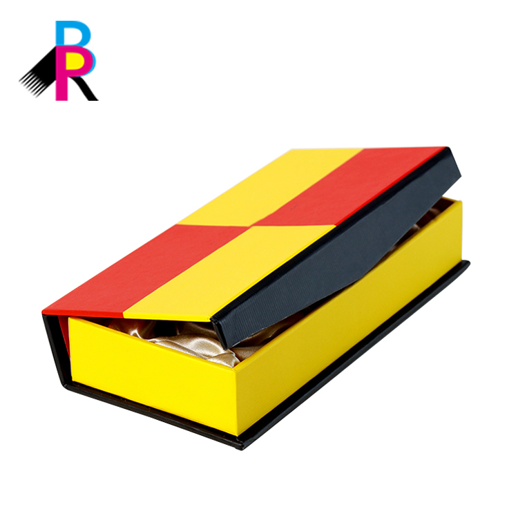 High end Пользовательские Логотип Красочные крафт коробка печать
