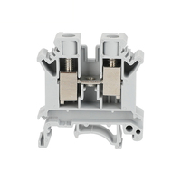 JUK 10N 10mm Screw Clamp Din Rail For Terminal Blocks