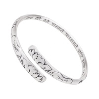 2020 fashion charm designer handmade jewelry women sterling silver animal bangles bracelets china