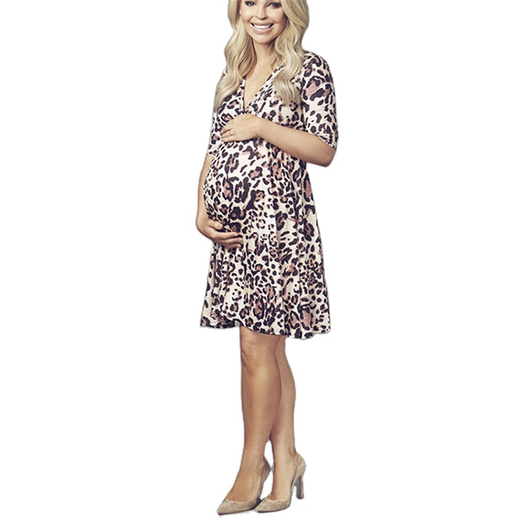 hot selling sexy <strong>maternity</strong> clothing summer <strong>dress</strong>